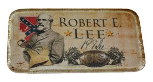 Robert E Lee Historical Patch